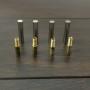 Silver Cylinder ShoeLace Tip